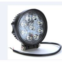 27w 1800lm strong lighting led work light