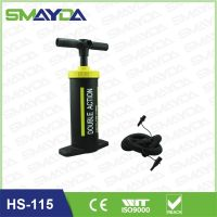 2019 PP Material Double Action Hand Air Pump HS-115