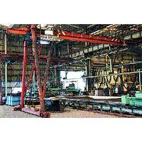 Semi Gantry hoist crane