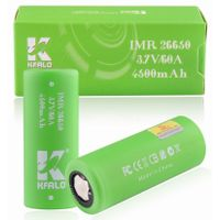 KFALO 26650 4500mAh 60A lithium battery battery pack