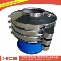 XZS-800-1S circular stainless steel vibro sieve machine