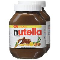 Nutella Hazelnut Chocolate Spread, 1 Kg