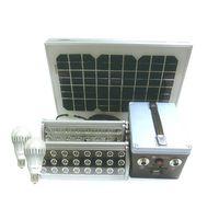 Portable Solar LED Lighting System