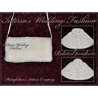Fur bridal collars from manufacturer