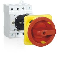 DC isolator switch for PV solar system