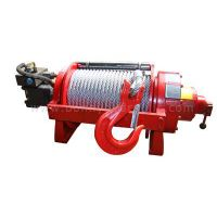 YP series recovery or trailer winch