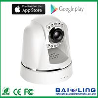 3G WCDMA video call home/office/shop security gsm alarm system with Night Vision Camera BL-E800