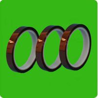 High temperature protective tape
