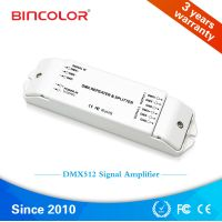 BC-812 DMX signal amplifier/REPEATER/SPLITTER thumbnail image