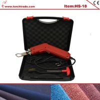 Electric Fabric Scissors Hot Knife Fabric Cutter