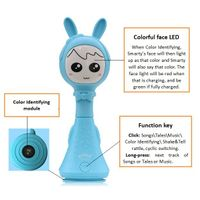 babyuke early educational toy,buddy bunny , baby MP3 player,Smarty Shake&Tell rattle L1