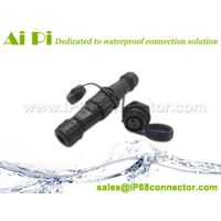 IP68 Waterproof Circular Cable Connector