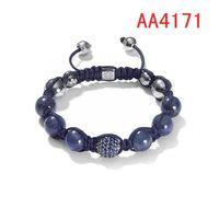 attractive alloy shamballa bracelets for girls thumbnail image