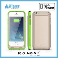 Mobile phone battery pack for iPhone 6 case and cover thumbnail image