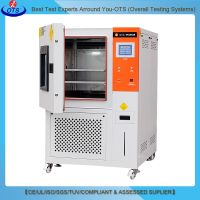OTS Temi880 Temperature & Humidity Test Equipment Environmental Climate Control Chamber