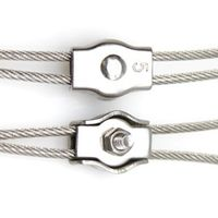 Wire Rope Clip Stainless Steel Wire Rope Clips Fixing