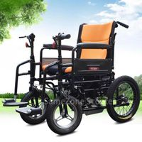 Disable electric wheelchair