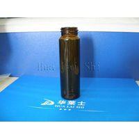 40ml amber  pharmaceutical glass bottle