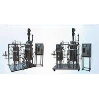 KRH-AQJ50/100L airlift mixing/mechanical agitation stainless steel fermentation tank thumbnail image