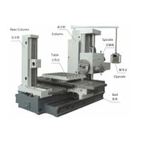 CNC Horizontal Boring Mill