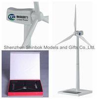 Mini Solar Windmill for Home Decoration thumbnail image