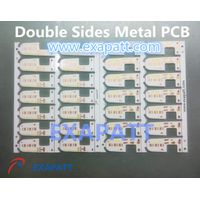 Double sides Metal Core PCB, Aluminum Core double sides PCB, 2 LAYERS MCPCB