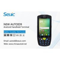 NEW AUTOID9 Android Handheld Computer Devices PDA Smartphone With Barcode Scanner