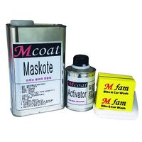 MASKOTE Apply Clear coating agent from Mfam