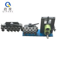 manual cable wire straightener , Aluminum / copper / welding wire straightening rollers thumbnail image