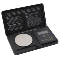 Milligram Balance High Precision Weighing pocket Scale