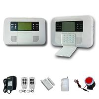 Wireless GSM/PSTN Intruder Alarm System-40B