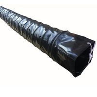 Air Distribution Duct with HolesPVC Flexible Ducting Industrial Ducting Hose supplier thumbnail image