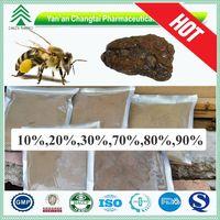 Propolis flavone 10%,20% 30%, 70%,80%, 90% propolis extract