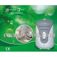 Washroom deodorizer ,toilet sterilizer,bathroom disinfector