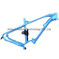 Bicycle Parts Electric Bicycle 27.5er Boost Aluminum E-Bike Frame