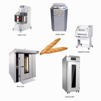 Commercial Bread Making Machine Bakery Equipment Full Bread Production Line