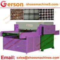 Woolen Cloth Cutting Machine