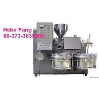 Automatic Oil Press machine, Integrated Oil Press Machine, Screw Oil Press Machine thumbnail image