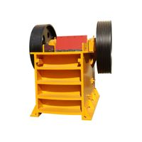 PE series jaw crusher machine