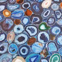 Hot sale natural gemstone agate slab