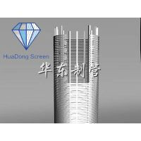 Buy HuaDong Wedge wire screen pipes,v-shaped screen pipes thumbnail image