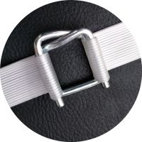 Galvanized Steel Wire Buckle 13mm-40mm thumbnail image