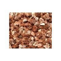 gold vermiculite
