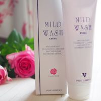 Mild Wash EXTRA - Skin Whitening Mask Cleanser
