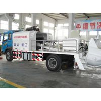Truck-mounted Concrete Stationary Pump