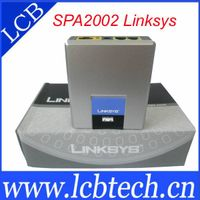 Linksys SPA2002 Analog telephone Adapter