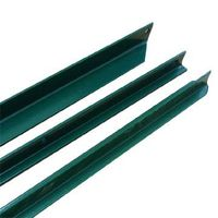 Plastic/ Enamel Coated Steel Posts