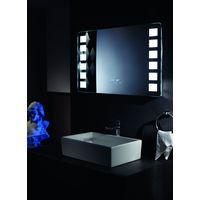 Illuminated backlit smart lighted Modern Design bathroom mirror wifi thumbnail image
