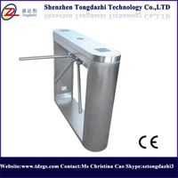 CE Approved Access control tripod turnstile band
