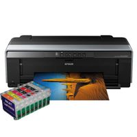 Refill Inkjet Ink Cartridge T1591 for Stylus Photo R2000